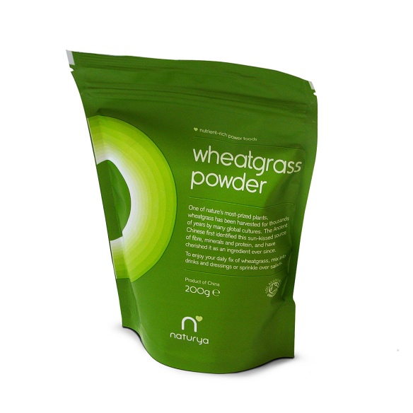 Naturya Wheatgrass Powder2 200g 1000
