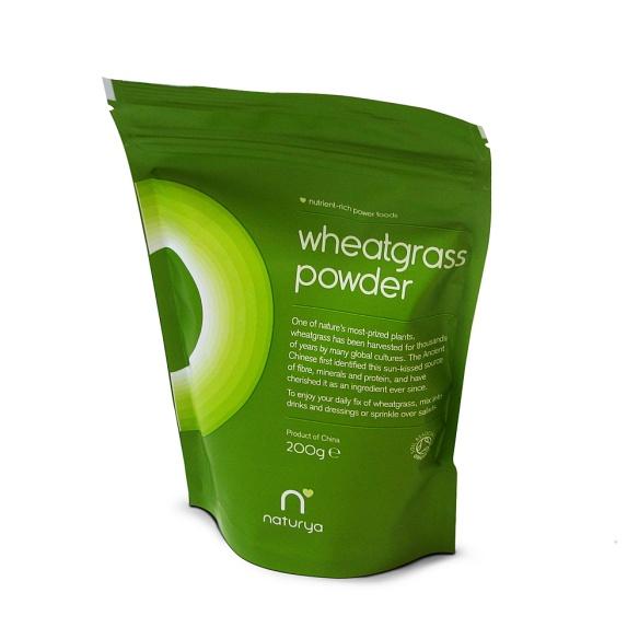 Naturya Wheatgrass Powder2 200g 1000